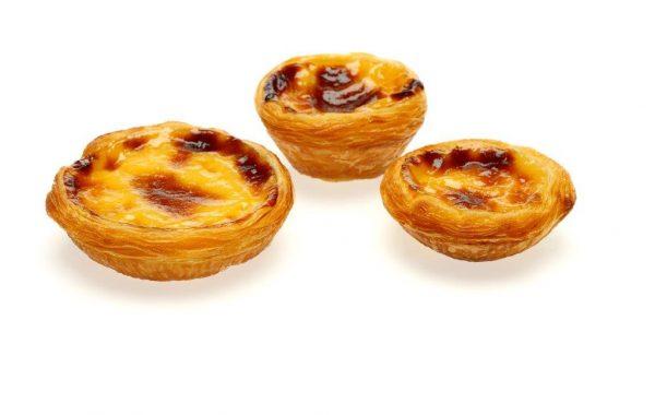 Portuguese Custard Tart_I