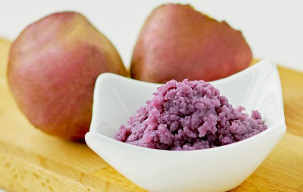 Purple Sweet Potato Paste 1